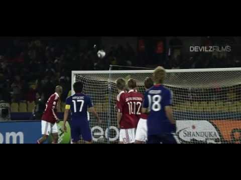 FIFA World Cup 2010 topp 10 mål