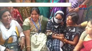 Wife Protest Against His Husband in Anjaiah Nagar | Secunderabad | Bowenpally | CVR NEWS - CVRNEWSOFFICIAL