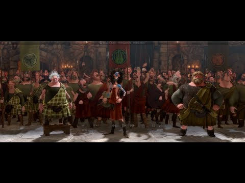 "Brave ""The Suitors"" Clip"