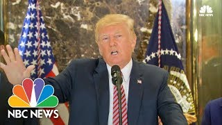 President Trump Argues Over Charlottesville, Race Relations in Heated Press Conference | NBC News - NBCNEWS
