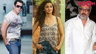 Salman Khan to star alongside Alia Bhatt in Sanjay Leela Bhansali's Inshallah - ZOOMDEKHO