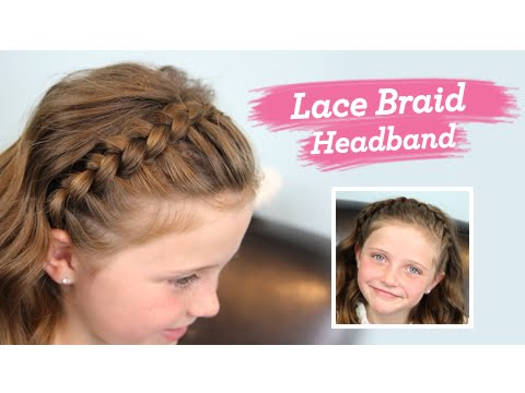 Lace Braid Headband | Twins' Channel Launched