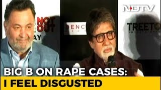 """""""Disgusted, Don't Rake It Up,"""" Says Amitabh Bachchan, Asked About Rapes - NDTV"""