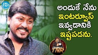 That's Why I Don't Like To Give Interviews - Josh Ravi || Frankly With TNR || Talking Movies - IDREAMMOVIES