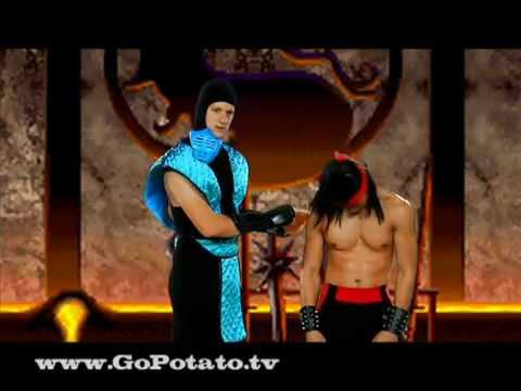 Mortal Kombat: Finish Him! or Finish Me!