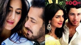 Salman's special decision for Katrina | Priyanka - Nick wedding to have STRICT rules & more - ZOOMDEKHO