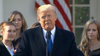 President Trump addresses anti-abortion rally in Washington, D.C.   ABC News - ABCNEWS