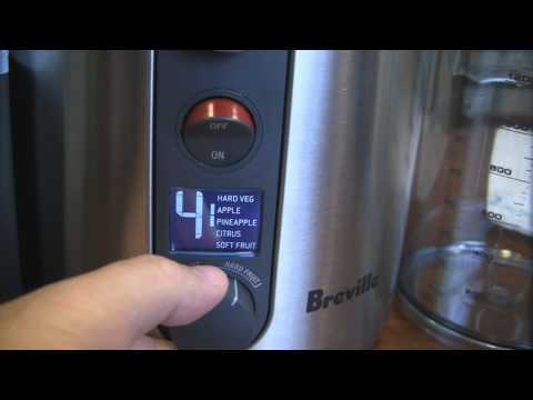Breville Ikon Juicer Unbox and Test