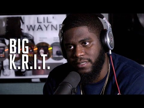 "Big K.R.I.T. Talks ""King Of The South"" & Top 5 Rappers On Ebro In The Morning"