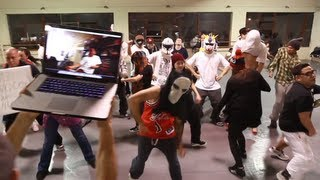 Bay Area Harlem Shake (Funk&#8217;d Up TV)