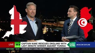 'Captain Kane to the rescue': Peter Schmeichel talks England vs Tunisia - RUSSIATODAY
