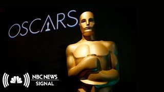 The Oscars' Complicated History With Black Film | NBC News Signal - NBCNEWS