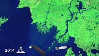 Landsat Celebrates 45 Years of Earth Observations - NASAEXPLORER
