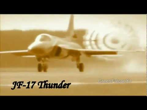 JF-17 Thunder - Pakistan Air Force