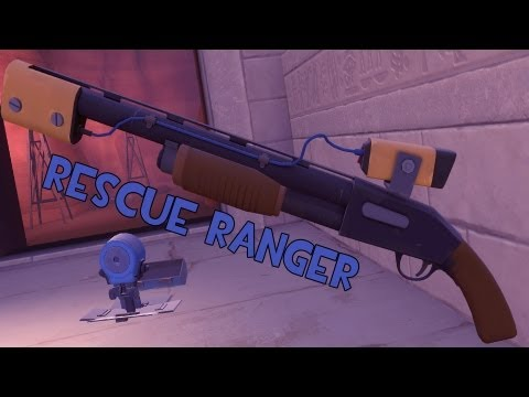 TF2: Rescue Ranger [Commentary] Mecha Engie Update