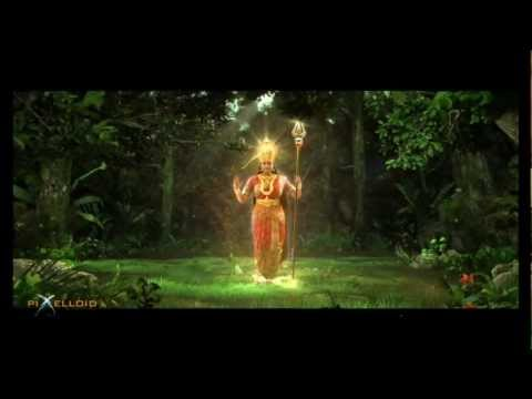 Sri Rama Rajyam VFX by Pixelloid