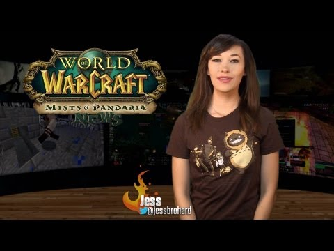 World of Warcraft - the big 5.3 update video!