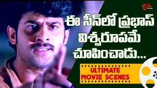 Sahoo Prabhas Telugu Movie Ultimate Scenes | HBD Young Rebel Star Prabhas | TeluguOne - TELUGUONE