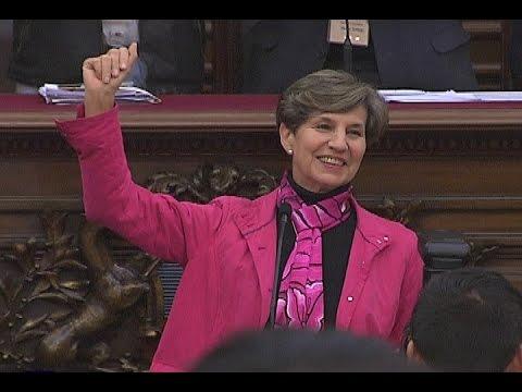 Isabel Allende asumió presidencia del PS