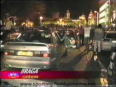 Sporting - Festa do titulo de 1999/2000 em todo o País