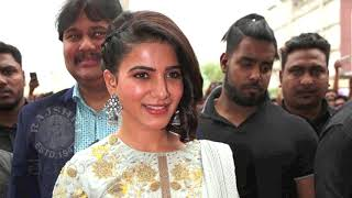 Actress Samantha Akkineni Launches Samsung9 Mobile Launch Photos At BigC Showroom - RAJSHRITELUGU