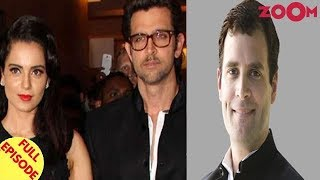 Kangana - Hrithik At The Box Office | Rahul Gandhi Breaks His Silence Over A Web Series Storm & More - ZOOMDEKHO