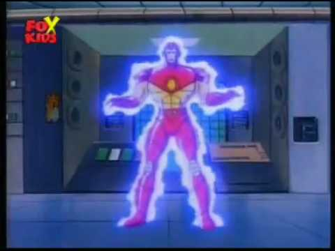 Iron Man 2000 Cartoon Intro