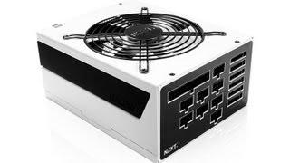 NZXT HALE90 v2 Series Modular 1000 Watt Power Supply Review - PCWizKid