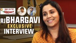 RJ Bhargavi Exclusive Interview   Band Baaja With Bhargavi   Radio Mirchi 98.3FM   TFPC - TFPC