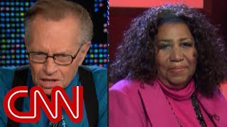Larry King remembers Aretha Franklin: Her music speaks for itself - CNN