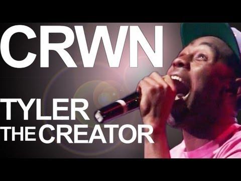 Tyler The Creator Breaks His Writer's Block: CRWN with Elliott Wilson Ep. 1