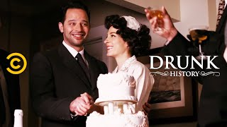 Drunk History - The Reagans' Big Romance - COMEDYCENTRAL
