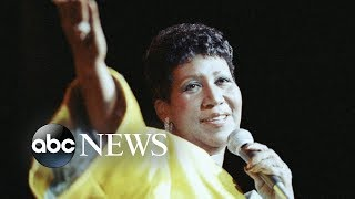 'Music is my thing': Aretha Franklin, in her own words - ABCNEWS