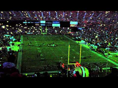 Steelers vs. 49ers Monday Night Football Blackout at Candlestick