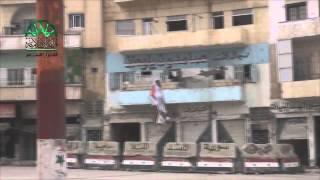 المعارضة السورية تسيطر على إدلب