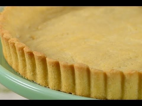 Sweet Pastry Crust Recipe Demonstration - Joyofbaking.com