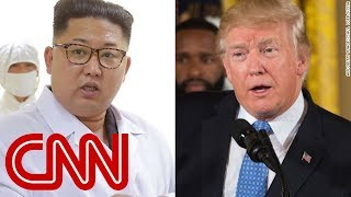 Trump guarantees Kim Jon Un's safety if deal made - CNN