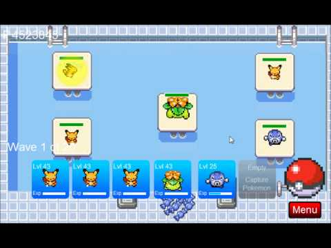 Pokemon Tower Defense 1 & 2 A List Of Mystery Gift Codes ♦ - VidoEmo ...