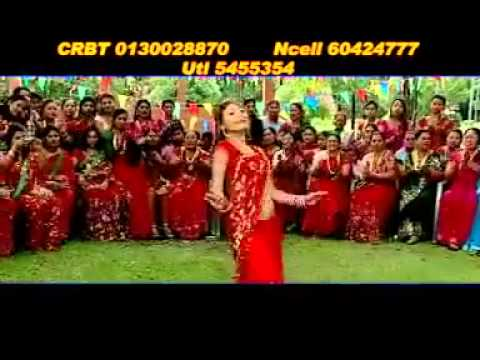 New Nepali Teej Song 2012   YouTube