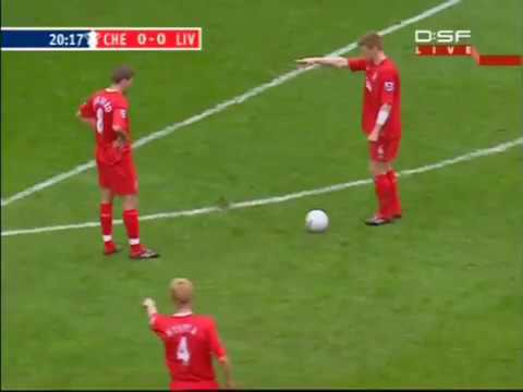 The best free kicks ever
