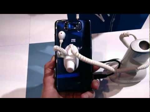 MWC 2013: ZTE Grand Memo na wideo