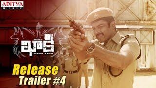 Khakee Pre Release Trailer #4 Khakee Releasing on Nov 17    Karthi, Rakul Preet    Ghibran - ADITYAMUSIC