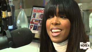 Kelly Rowland Speaks On Keyshia Cole Attacking Beyonce, New Album, & Destiny's Child