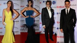 Amitabh Bachchan, Kareena Kapoor Khan and other Bollywood stars at an award function