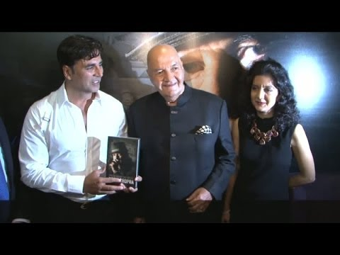 Akshay Kumar Launches Prem Chopra's Biography