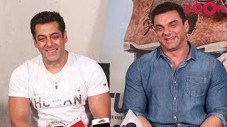 Salman Khan to work on Sohail Khan's next film after 'Bharat' - ZOOMDEKHO