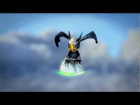 Skylanders: Spyro's Adventure - Sonic Boom Trailer (Full Scream Ahead)