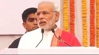 Prime Minister Narendra Modi's tribute to Sardar Patel - NDTVINDIA
