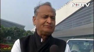 Assembly Election Results 2018: पार्टी नेतृत्व का फैसला सबको मान्य होगा: अशोक गहलोत - NDTVINDIA