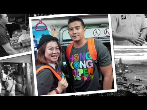 Award-winning Muslim actor Aaron Aziz on travelling in Hong Kong
